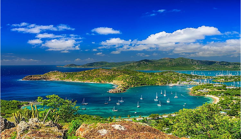 top 5 most beautiful Caribbean Islands